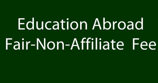 Education Abroad Fair-Non-Affiliate