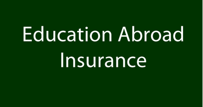 Education Abroad Insurance