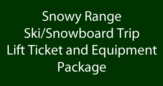 Picture of Snowy Range Ski/Snowboard Trip (Lift Ticket and Equipment Rental)